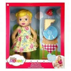 BONECA LITTLE MOMMY PIQUENIQUE (MATTEL) GXT00