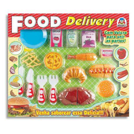 FOOD DELIVERY LANCHES (BRASKIT) 8603