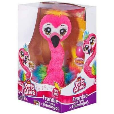 FRANKIE THE FUNKY FLAMINGO ( CANDIDE ) 1208