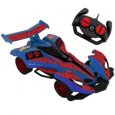 SPIDER MAN VEICULO WEB CHARGE R/C (CANDIDE) 5820