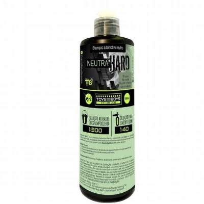 Shampoo Neutro Neutra Hard 500ml Toys For Boys