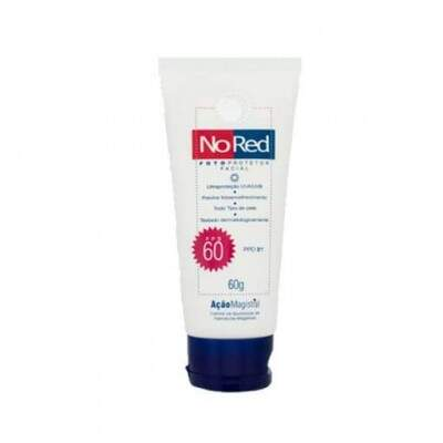 NoRed FPS 60 Toque Seco - 60g