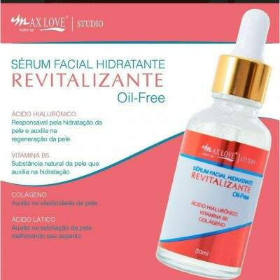 Sérum Facial Hidratante Revitalizante