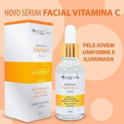 Sérum Facial Vitamina C