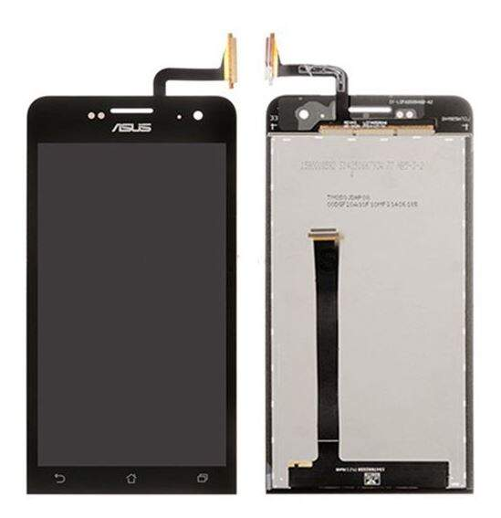 Frontal Display Lcd Touch Asus Zenfone 5 A501 Preto