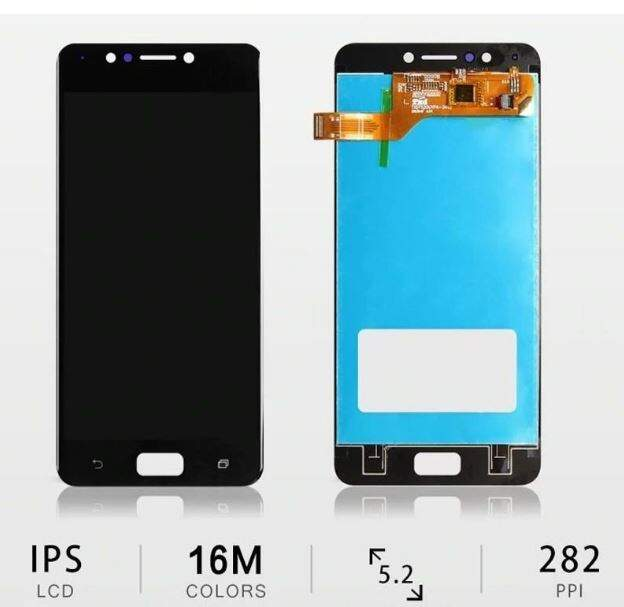 TELA FRONTAL DISPLAY TOUCH ZENFONE 4 MAX ZC520KL