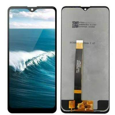 FRONTAL TELA TOUCH DISPLAY LG K50S X540