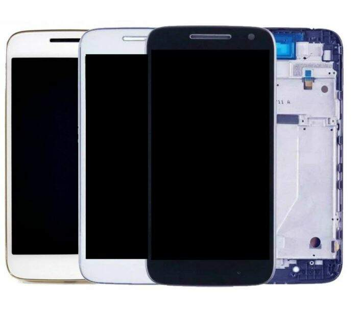 FRONTAL TOUCH DISPLAY MOTOROLA MOTO G4 PLAY
