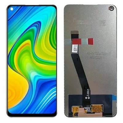 TELA FRONTAL DISPLAY TOUCH XIAOMI REDMI NOTE 9
