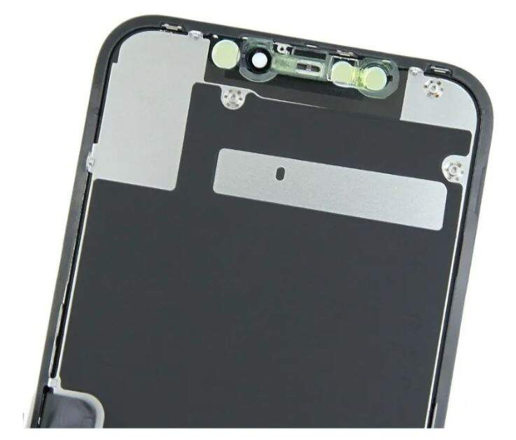 TELA FRONTAL DISPLAY LCD TOUCH SCREEN APPLE IPHONE XR