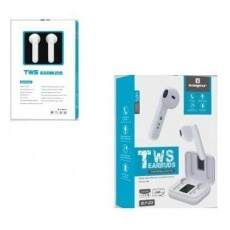FONE SEM FIO WIRELESS TWS ESTÉREO EARBUDS TOUCH LED SLY-23